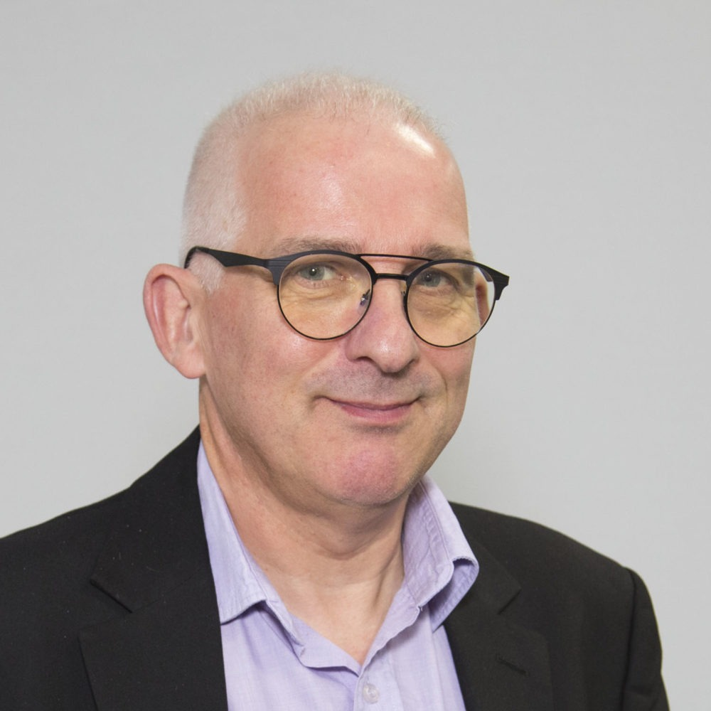 Simon Kirby, Director of Marketing and Communications at Nottingham College